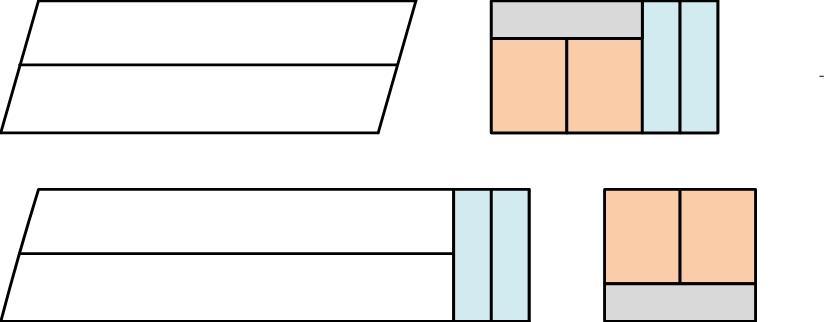 Схема раскроя с лямками в