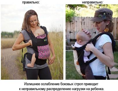 С какого возраста можно использовать рюкзак-кенгуру купить маленький рюкзак недорого