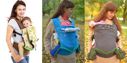 Эко рюкзаки для новорожденных выживальщики рюкзаки 35 литров